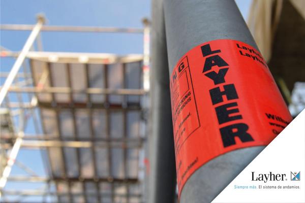 Andamios Layher